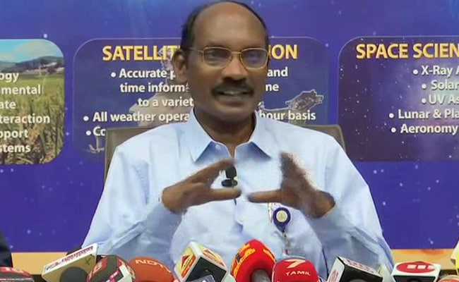 ISRO Developing Green Propulsion For Human Mission: Space Agency Chief