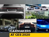 Video: The Carmakers At CES 2020