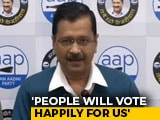 "Video : ""Vote For Delhi, Not Parties"": Arvind Kejriwal's Appeal To Voters"