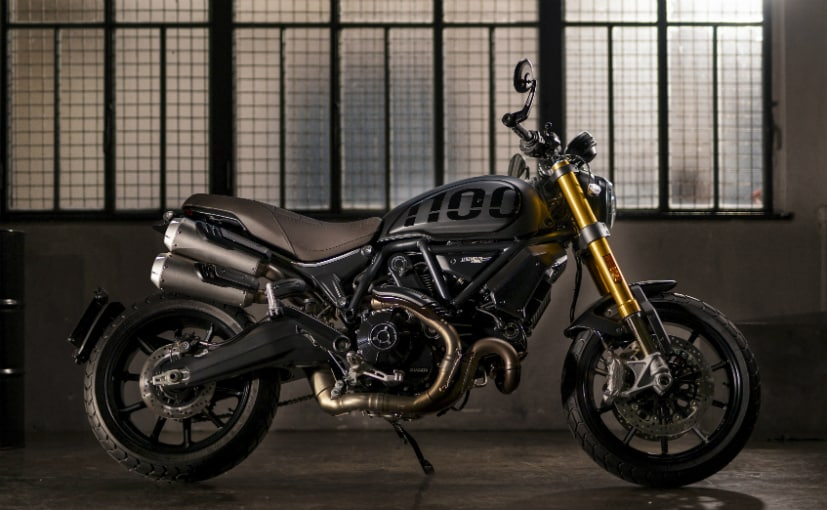 Ducati North America says 1,072 units of the Scrambler 1100 have been affected by the issue