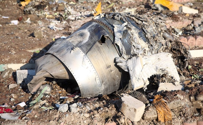 Ukraine Asks Iran To Hand Over Black Boxes Of Downed Jet