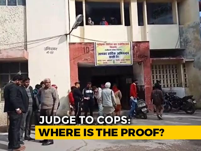 "Video : ""No Proof"": UP Police Face Questions As 48 CAA Protesters Get Bail"
