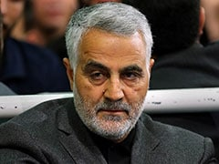 "Qasem Soleimani Targeted ""Four Embassies"", Says Donald Trump"