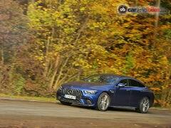 Exclusive: Mercedes-AMG GT 63 S 4-Door Coupe Review