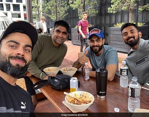 Kohli Relishes 'Good Meal' After 'Top Team Gym Session' In Auckland
