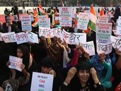 Mumbai Women, Inspired By Shaheen Bagh Sit-In, Protest Against CAA