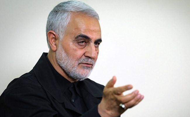 Trump Ordered Killing Of Iran Guards Commander In Baghdad: Pentagon