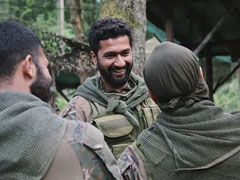 Here's How Vicky Kaushal, Yami Gautam And Kirti Kulhari Marked 1 Year Of <i>Uri: The Surgical Strike</i>