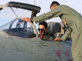 Video: <i>Jai Jawan</i>: Varun Dhawan's Experience In A Fighter Jet Cockpit
