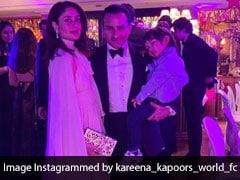 करीना कपूर और सैफ अली खान ने शानदार अंदाज में मनाया New Year 2020 का जश्न,  Photo हुई वायरल
