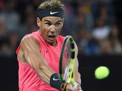 Australian Open: Rafael Nadal Sees Off Nick Kyrgios In Tough 4th Round Clash