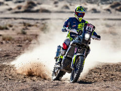 Dakar 2020: Hero's Paulo Goncalves Finishes 14th In Stage 2; TVS Rider Harith Noah Moves Up To 65th