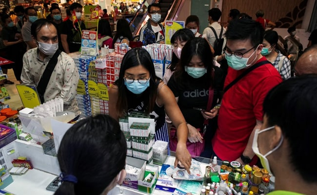 Thailand Sees Apparent Success In Treating Coronavirus With Drug Cocktail