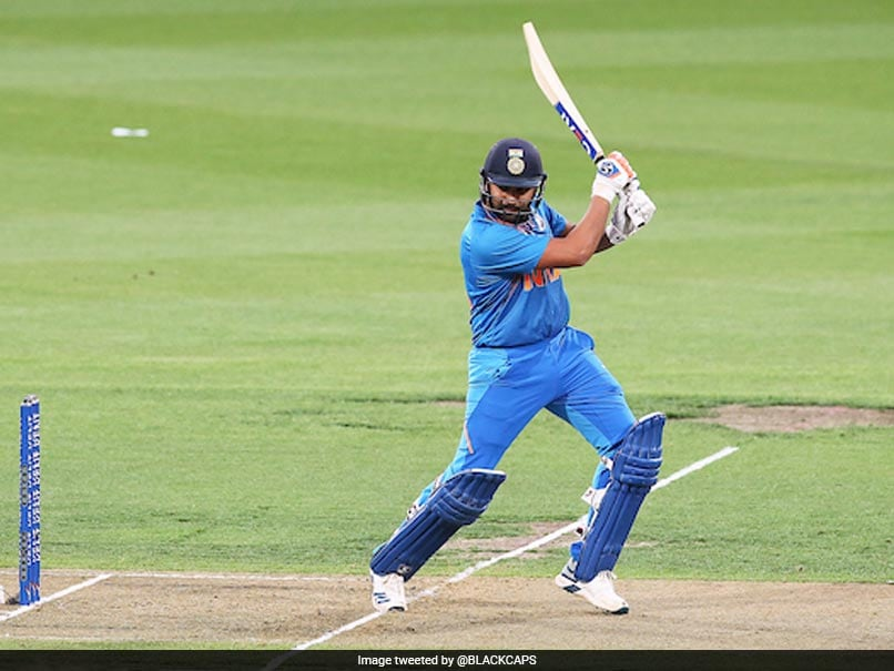 இந்தியா vs நியூசிலாந்து: சூப்பர் ஓவரில் அதிரடி காட்டிய ரோஹித் ஷர்மா!
