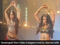टीवी की इच्छाधारी नागिनों ने किया ऐसा धमाकेदार नागिन डांस, बार-बार देखा जा रहा है Video