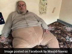 "250 kg ISIS Cleric Arrested In Iraq, Was ""Too Large"" For Police Car"