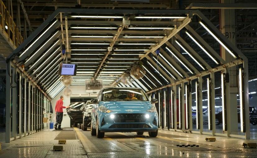 Hyundai Commences Production For New Generation Hyundai i10 For Europe