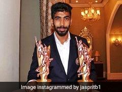 """<i>Jassi Has De Thoda</i>"": Yuvraj Singh Teases Bumrah In Instagram Post"