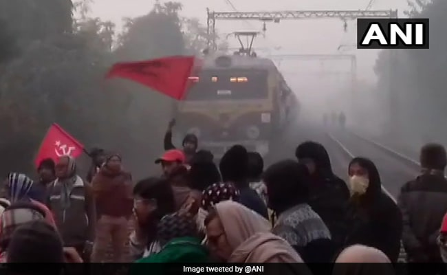 Bharat Bandh: How All-India Strike Impacted Bengal, Delhi, Punjab, Odisha, Other States