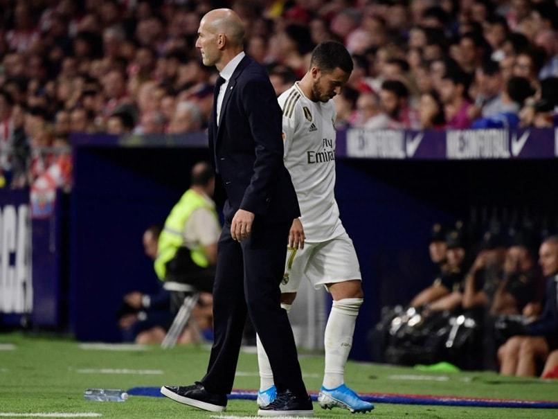 Eden Hazard To Miss Real Madrid