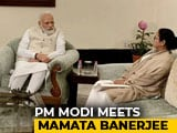 Video : Mamata Banerjee Meets PM Modi, Asks Him To Rethink CAA, Citizens' List