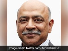 """Proud Moment,"" Says IIT Kanpur On Arvind Krishna Becoming IBM CEO"