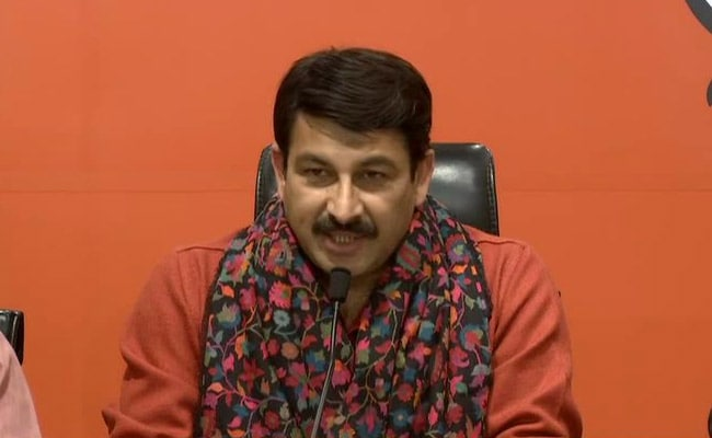 'AAP Supporter Or From Shaheen Bagh': BJP's Manoj Tiwari On Jamia Shooter