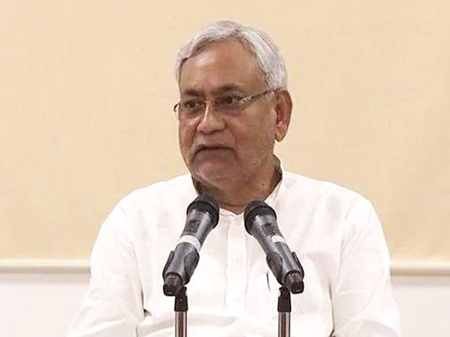 "Video : ""Perplexed"": Party Leader Calls Out Nitish Kumar On Delhi Tie-Up With BJP"