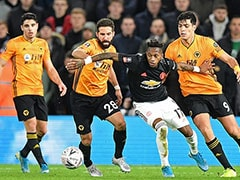 FA Cup: Manchester United Held To Goalless Draw At Wolves, Manchester City Sail Through
