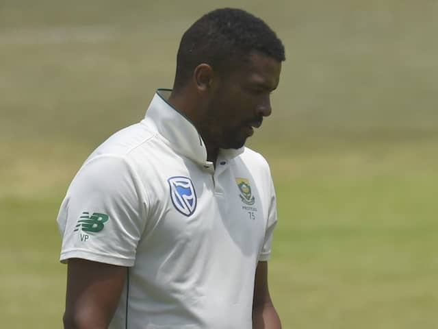 South Africa vs England: Vernon Philander Fined 15 Percent Match Fee In His Last Test For Jos Buttler Send-Off
