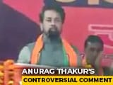 "Video : ""<i>Goli Maaro</i>"" Slogans At Union Minister's Election Rally In Delhi"