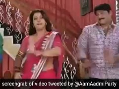 Manoj Tiwari's Morphed Video Dancing To Poll Song Made By Supporter: AAP