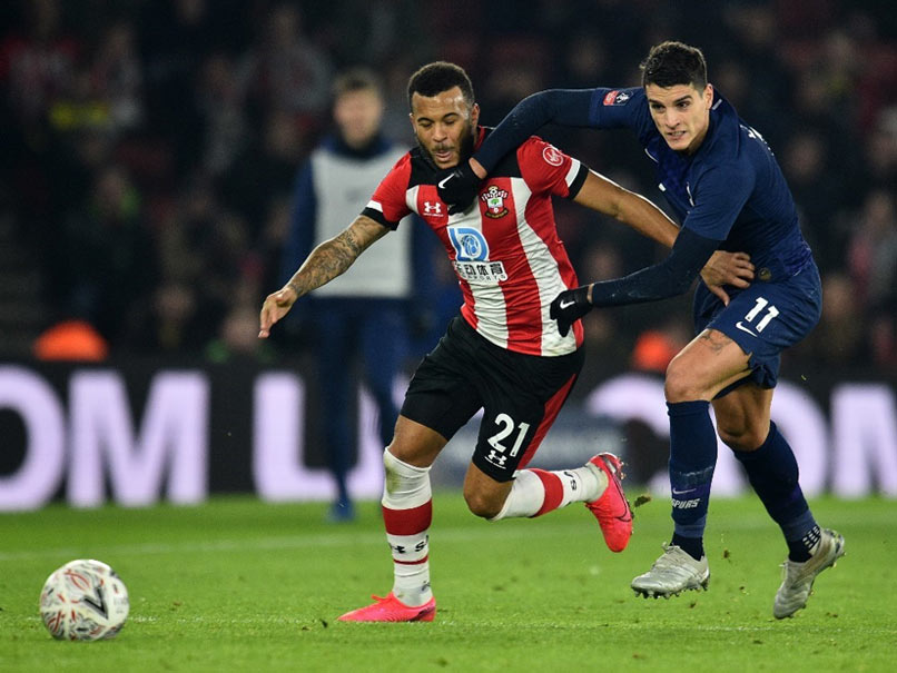 FA Cup: Tottenham Held At Southampton, West Ham Suffer Shock Defeat
