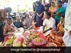 मस्जिद में धूम-धाम से हुई हिन्दू जोड़े की शादी, कमेटी ने दुल्हन को दी 2 लाख रुपये के ज्वेलरी
