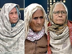 CAA Protests: In Biting Cold, '<i>Dadis</i>' Of Delhi's Shaheen Bagh Protest Citizenship Law