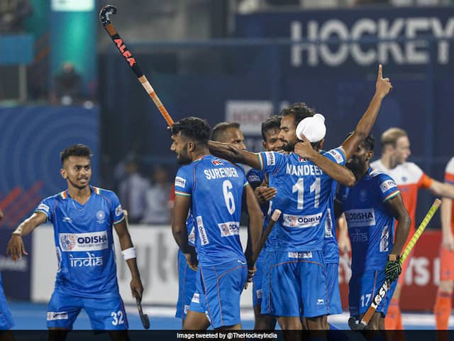 FIH Pro League: Rupinder Pal Singhs Brace Helps India Thrash Netherlands 5-2
