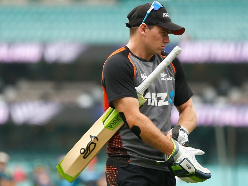 Tom Latham To Miss New Zealand vs India T20I Series With Broken Finger