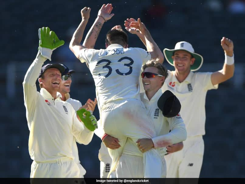 South Africa vs England: Mark Wood Stars As England Beat South Africa To Win Series 3-1