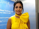 Video : Hina Khan On Health And Grooming Habits She Never Skips