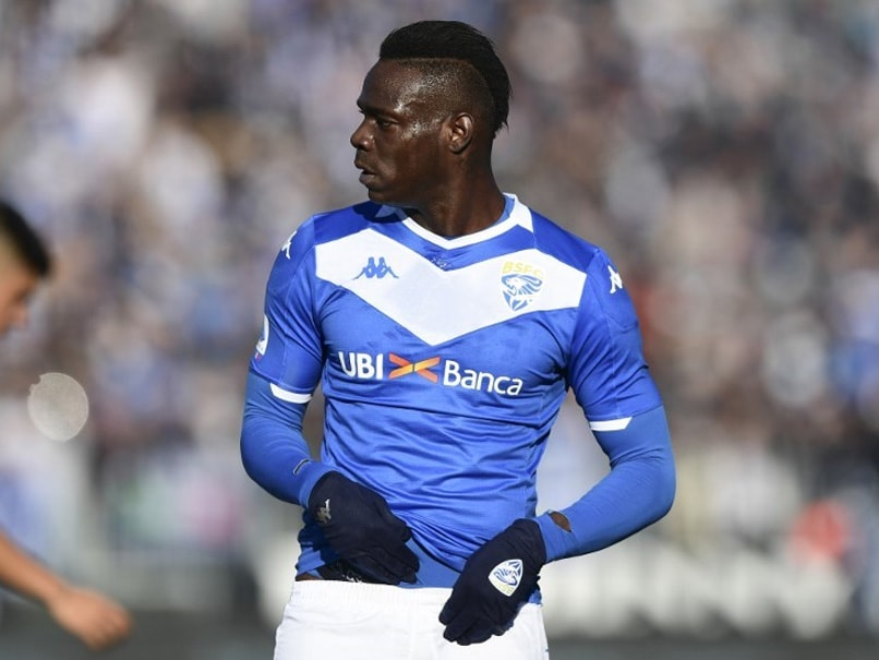 """Shame On You"": Mario Balotelli Slams Lazio Fans In New Italy Racism Storm"