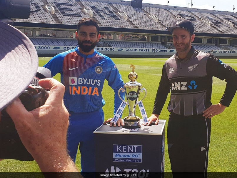 Virat Kohli confirms KL Rahul's role for New Zealand T20Is