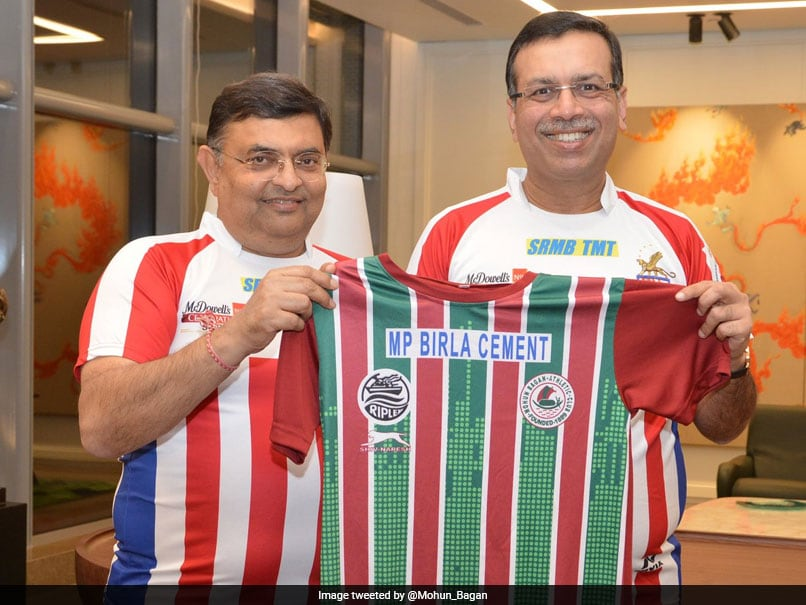 Mohun Bagan Merge With ATK, To Play As ATK-Mohun Bagan In Next ISL