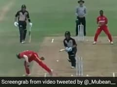U-19 Wicketkeepers Brilliant Stumping Is Reminiscent Of Dhoni. Watch