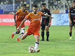 ISL: FC Goa Beat NorthEast United FC 2-0 To Go Top Of The Table