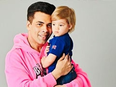 Karan Johar Reveals What His Son Yash Calls Him. His ROFL Reaction Is A Winner