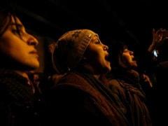 """Clerics Get Lost,"" Shout Iranian Protestors Over Ukrainian Plane Crash"