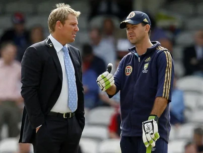 """Ricky Ponting Reveals How He Got His Nickname """"Punter"""""""
