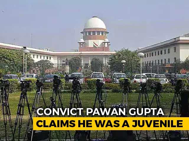 Video : Nirbhaya Case: On Juvenile Claim, Convict Pawan Gupta Approaches Supreme Court