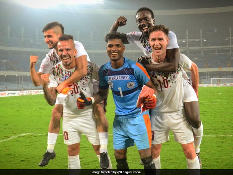 I-League: Mohun Bagan Beat East Bengal 2-1 In Kolkata Derby