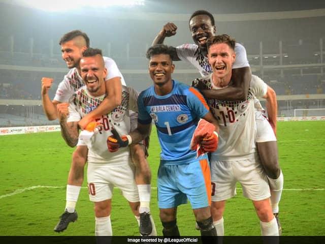 I-League: Mohun Bagan Beat East Bengal 2-1 In Kolkata Derby